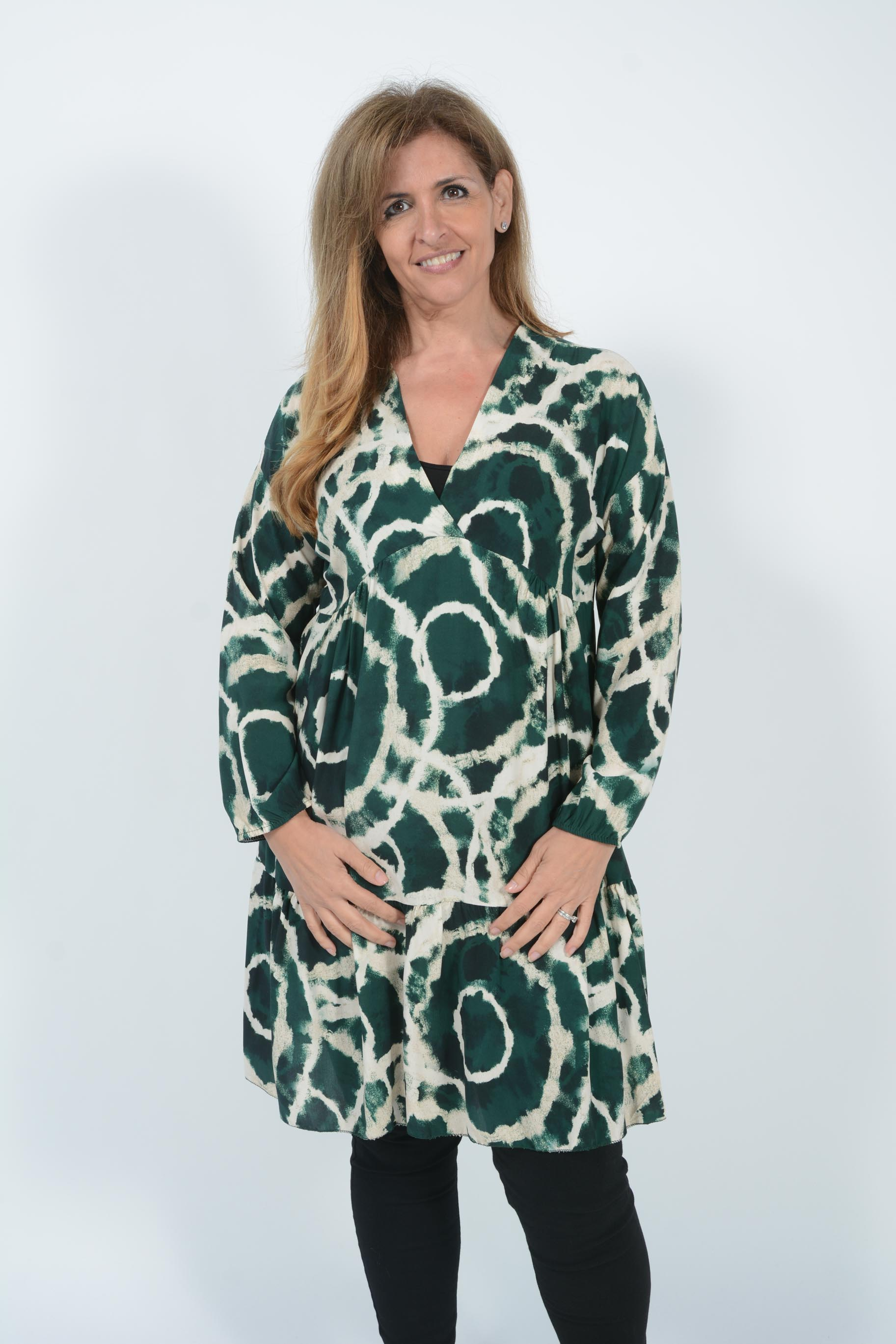 Belle Love Italy Alexa Smock Dress
