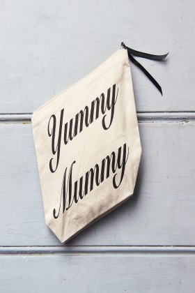 Belle Love Italy Yummy Mummy Makeup Bag