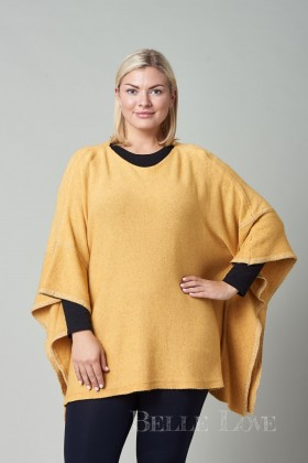 Belle Love Italy Helmsley Poncho