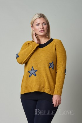 Belle Love Italy Sassari Star Jumper