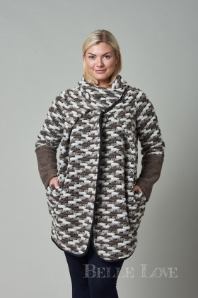 Belle Love Italy Modena Coat