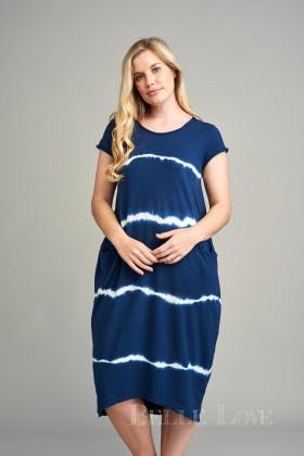 Belle Love Italy Caelia Tie-Dye Dress