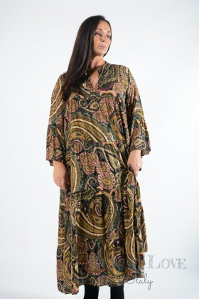 Belle Love Italy Evelyn Maxi Dress