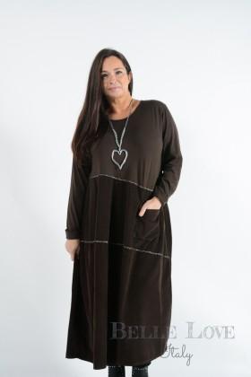 Belle Love Italy Ellis Needlecord Dress