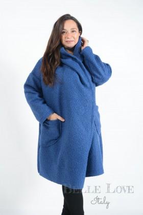 Belle Love Italy Faith Hooded Coat
