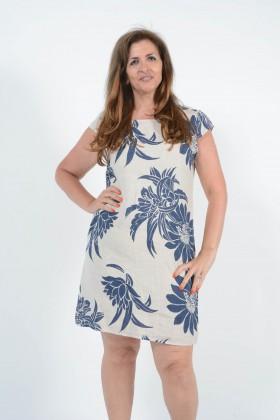 Belle Love Italy Gabriella Linen Dress