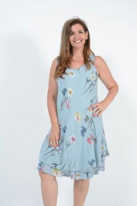 Belle Love Italy Leila Floral Dress