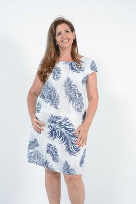 Belle Love Italy Samara Linen Dress