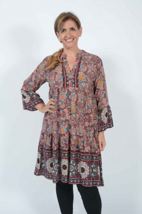 Belle Love Italy Selsey Smock Dress